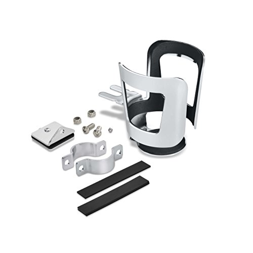 (Show Chrome Accessories 30-104 Handlebar Beverage Holder)