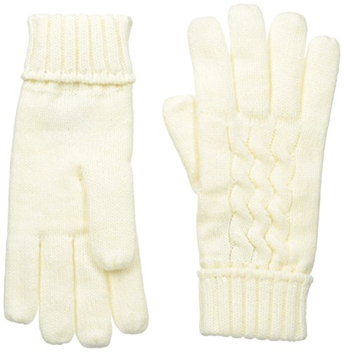 Manzella Women's Cable Knit Gloves
