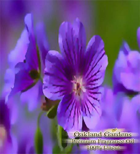 (V) Violet Reed Sticks & Diffuser Oil by OG - Fresh Bouquet of African Violet Flowers. (16 oz (480 ml)) by Premium Reed & Diffuser Oils by OG (Image #3)