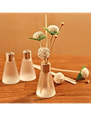 Air Fresher Vanilla Reed Diffuser Scented Stick Room Freshener Flameless Aromatherapy Diffusers Bathroom Hotel Home Decor