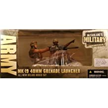 ARMY MK-19 GRENADE LAUNCHER GUNNER AND LOADER McFarlane's Military REDEPLOYED SERIES 2 Deluxe Boxed Set