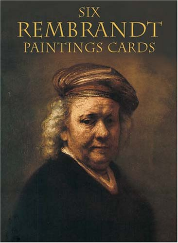 Six Rembrandt Paintings Cards pdf
