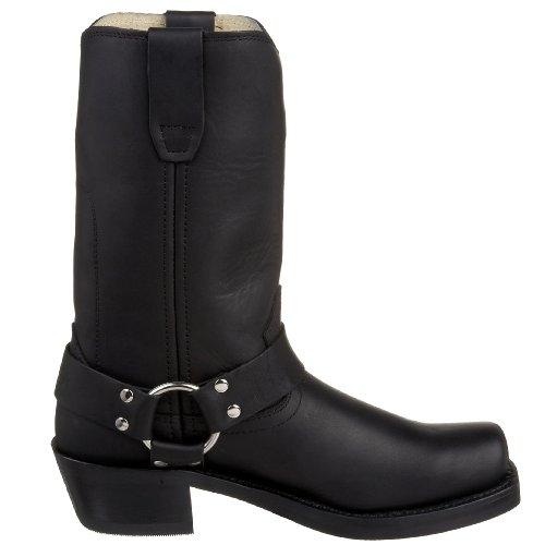 Boots Black Durango RD594 Biker Womens ItUxgwqUOB