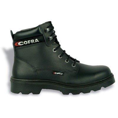 """Cofra 71576–010.w42taglia 42s3""""scafo Scarpe di sicurezza, colore: nero"""