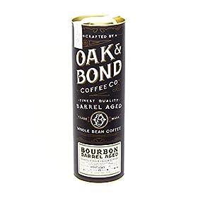 Bourbon Barrel Aged Coffee, Scotch Whisky Barrel Aged Coffee, Cabernet Sauvignon Red Wine Barrel Aged, Rye Whiskey Barrel Aged Coffee, Whole Bean
