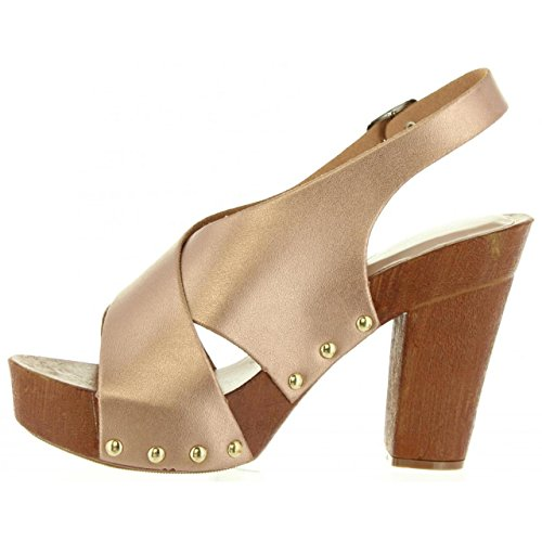 pour Rose Sandales Urban Femme B739390 B7200 Gold 0F88qdr
