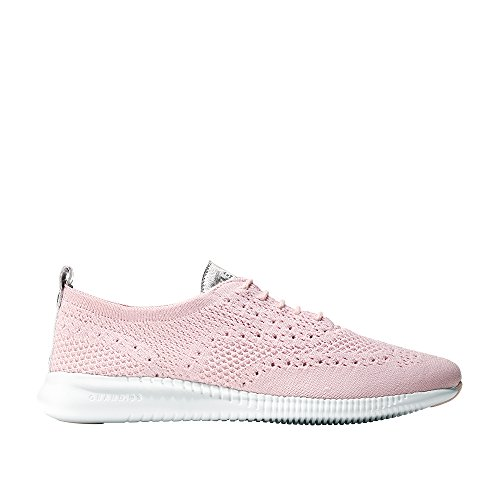 Cole Haan Womens 2 Zerogrand Laser Wingtip Oxford 6.5 Petal -