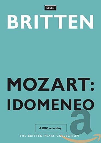 Heather Woodland (Mozart:  Idomeneo - Pears & Britten)