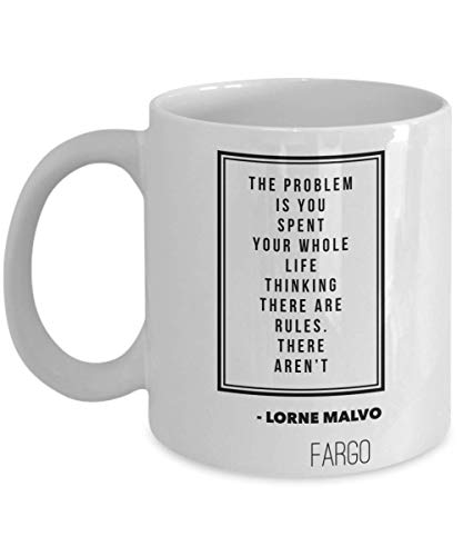 Fargo Movie Mug Christmas Adults For Cup Gift For Colleague Coworker Best Friend Lover Christmas Birthday Appreciation Present Exchange Idea -
