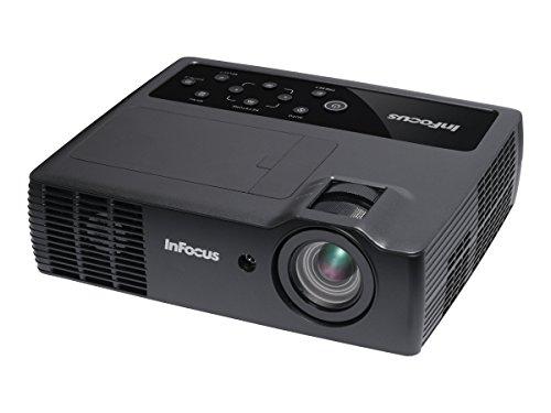 InFocus DLP Projector - High Definition 1080P - Black - 4U8646