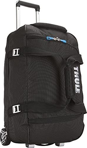 Thule Crossover rolling duffle bag luggage