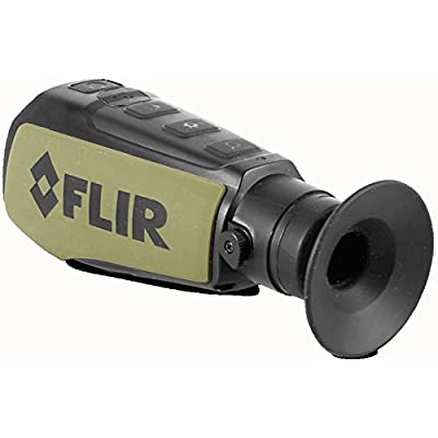 FLIR Scout II 640 Thermal Imager, Black/Green from FLIR Systems