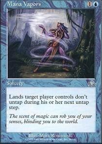 Magic: the Gathering - Mana Vapors - Prophecy (Mana Singles)
