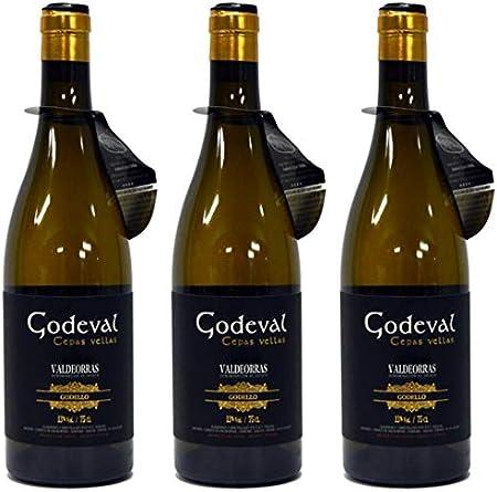 Cepas Vellas Vino Blanco - 3 botellas x 750ml - total: 2250 ml