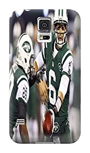 DIY Wonderful NFL New York Jets Protective Hard Case for Samsung Galaxy S5