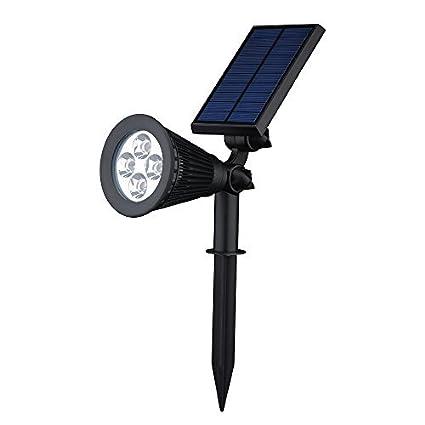 VicTsing Luz Solar de LED x16 Sensor de Movimiento para Exterior