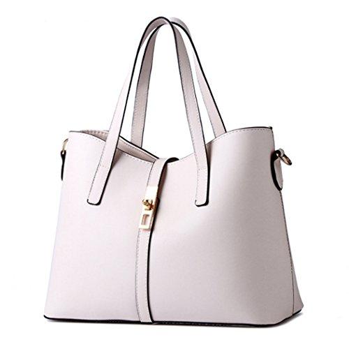 1 À tout Kangxi Sac Main Fourre white Et Sacs Bandoulière Femme Pour Grand Pvvx1wq