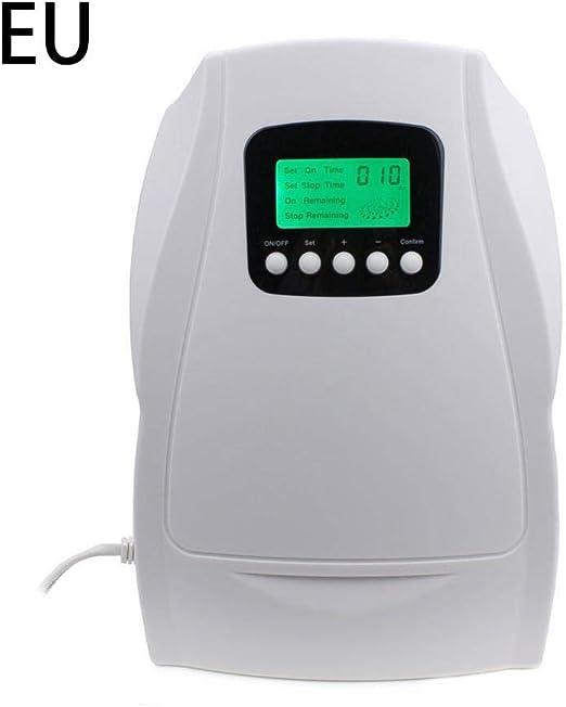 Humidificador Coche USB Esterilizador Ambiental del Ozono del ...