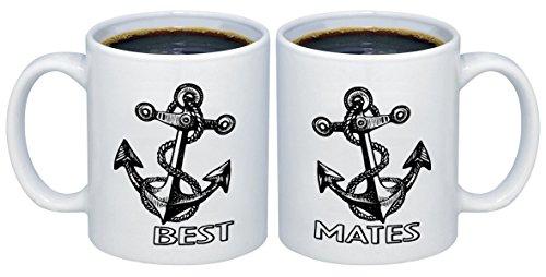 Anchor Ceramic Mug - 6