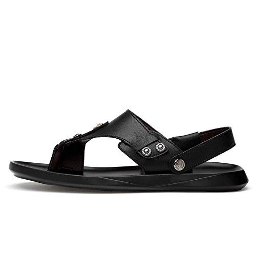 39 Negro Aire Zapatos Negras Sandalia Al Antideslizantes 0 Libre Verano Negro EU Frescas Y 1 0 Color con 3 24 De Y Zapatillas Ocio tamaño 28 CM wxIIRqB0f