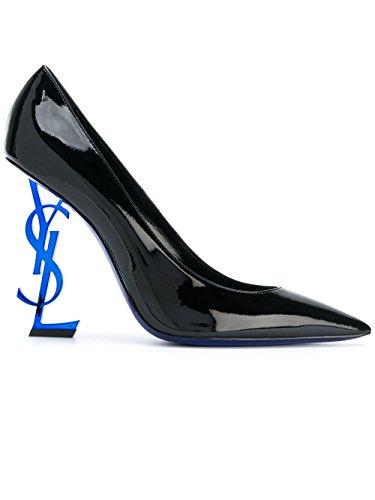 Noir Laurent Saint Cuir Femme Escarpins 472011D6CGG1000 w8Ax4q0H