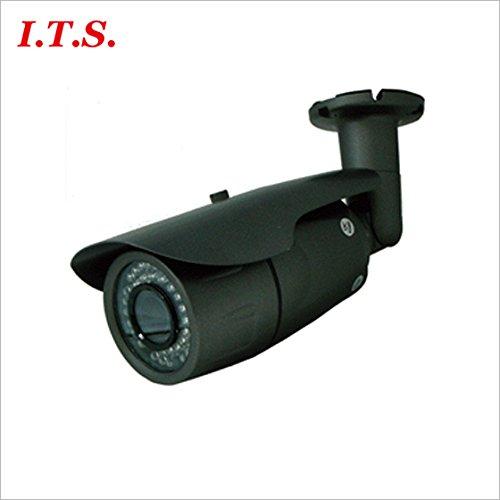I.T.S(アイティーエス ) HD-TVI/AHD/CVI/アナログ(CVBS)対応 バレット型カメラ ITC-JK301 B07B2T1VLH