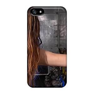Durable Defender Case For Iphone 5/5s Tpu Cover(flyleaf Lacey Music) by runtopwell
