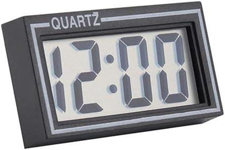 Ogquaton Digitaler Lcd Bildschirm Tisch Auto Auto Armaturenbrett Schreibtisch Datum Zeit Kalender Kleine Uhr Beste Wahl Küche Haushalt