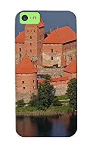 Cute High Quality Iphone 5c Lithuania Trakai Castle Case Provided By Ednahailey