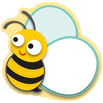 Bees Mini Cut-Outs: Carson-Dellosa Publishing: Office Products