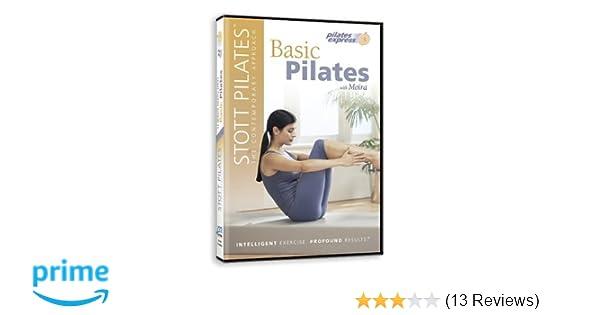 Stott pilates manual pdf.