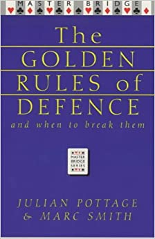 Book Golden Rules of Defence (Master Bridge Series)