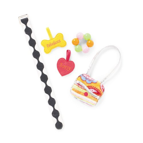 (Manhattan Toy Groovy Girl Petrageous Accessories Totally Tagged)