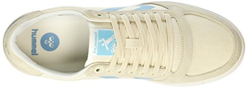 9271 Trainers Hb Women's White Slimmer Low Grey Pristine White Stadil Hummel xaTZvX7wqx
