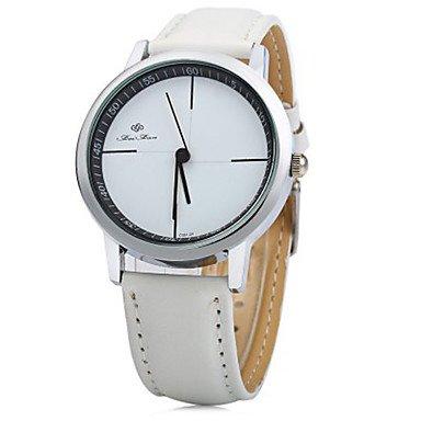 ファッションWatches Feifan Simple Quartz Watchレディース腕時計Cool Watches Unique Watches  ホワイト B07845YQMM