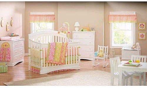Delta Children Toddler Guardrail #0080 Toddler Guardrail Bianca