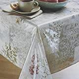 Elrene Home Fashions Clear Table Protector 70'' x 120'' Oblong