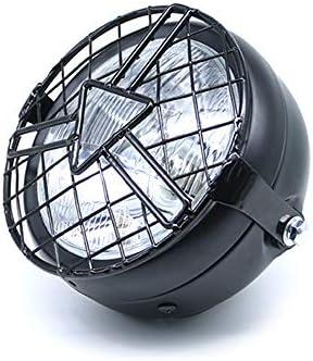 Cafe racer headlight _image2