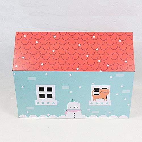 alloet Corrugated Paper Cat Grab Board Wear-Resistant Cat House Grinder Kitten Toy by alloet (Image #2)