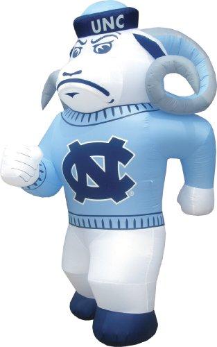 - North Carolina Tar Heels Rameses Inflatable Lawn Decoration