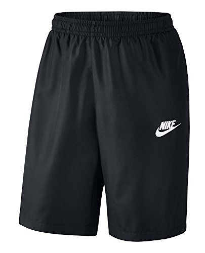 Nike Men's Logo Woven Shorts With Side Stripe