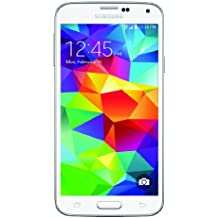 Samsung Galaxy S5, White 16GB (AT&T)