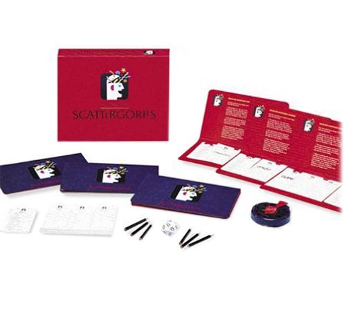 The Game of SCATTERGORIES (Marketplace Shoe Tree)