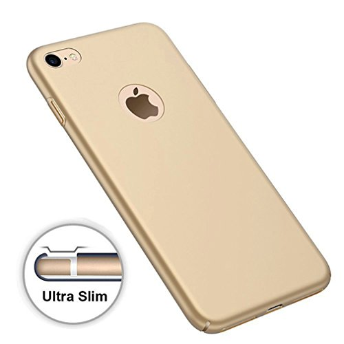 Funda iPhone 6, Funda iPhone6S,Manyip Alta Calidad Ultra Slim Anti-Rasguño y Resistente Huellas Dactilares Totalmente Protectora Caso de Plástico Duro Cover Case [Skin Series](YQ1-1) A