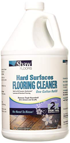 (Shaw Floors R2X Hard Surfaces Flooring Cleaner Ready to Use No Need to Rinse Refill 1)