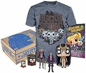 Funko DC Legión de coleccionistas Box Suicide Squad Large: Amazon.es: Juguetes y juegos