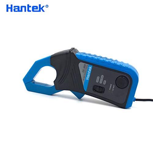 Hantek Oscilloscope Multimeter 400kHz Bandwidth AC//DC Current ClampWith BNC Type Connector to Oscilloscope CC-650