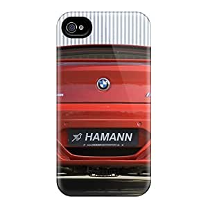 Special Design Back Hamann Bmw M6 Widebody Rear Phone Case Cover For Iphone 4/4s