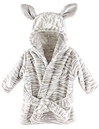 Unisex Baby Plush Bathrobe