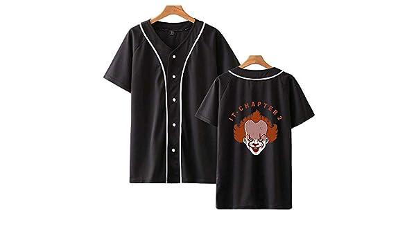 zhanguangliang IT-Chapter 2 Peripheral Printed Casual Thin Baseball Uniform
